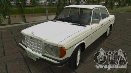 Mercedes-Benz 230 1976 pour GTA Vice City