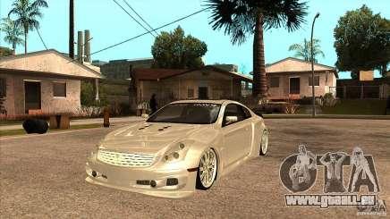 Infiniti G35 pour GTA San Andreas