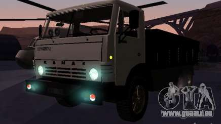 KAMAZ 53212 ouvert pour GTA San Andreas