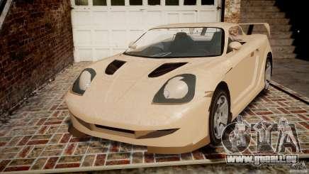 Toyota MR-S v1.1 pour GTA 4