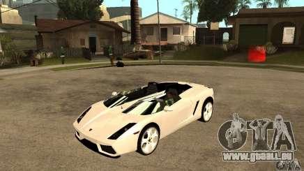 Lamborghini Concept S v2.0 pour GTA San Andreas