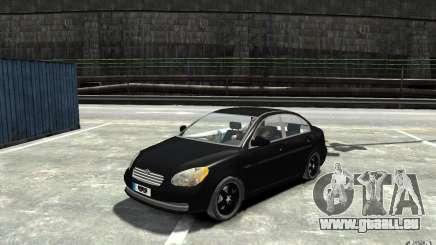 Hyundai Accent 2006 für GTA 4