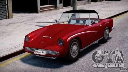 FSO Syrena Sport 1960 für GTA 4