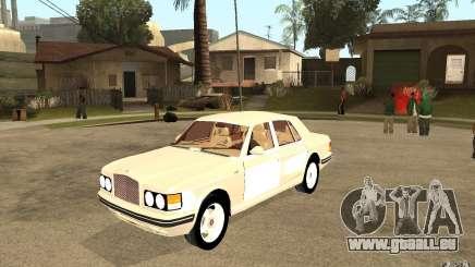Bentley Turbo RT pour GTA San Andreas