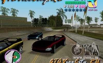 INFERNUS GTA 3 pour GTA Vice City