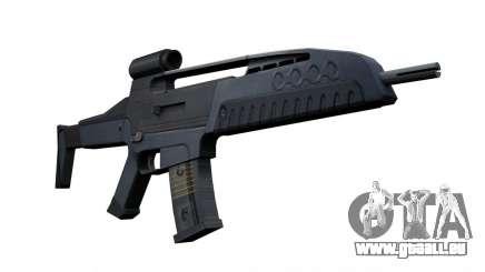 XM8 V1.1 pour GTA San Andreas