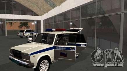 VAZ 21047 Polizei für GTA San Andreas