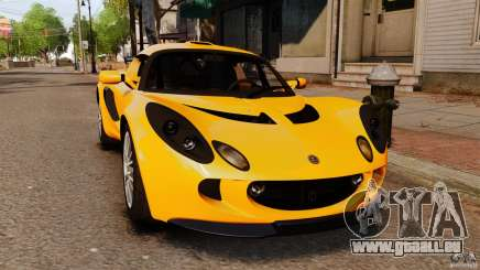 Lotus Exige 240 CUP 2006 pour GTA 4
