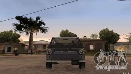 ZAZ 970 pour GTA San Andreas