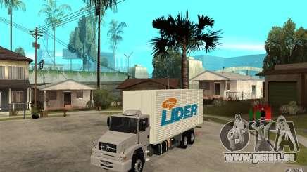 Camiun Hiper Lider für GTA San Andreas