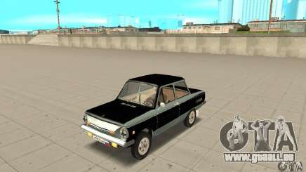 ZAZ 968 m Ver 1.0 für GTA San Andreas