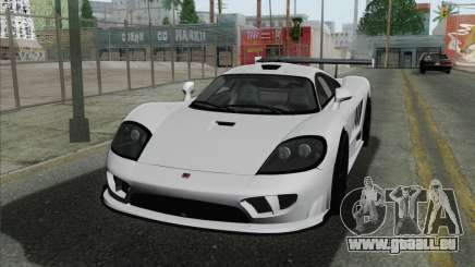 Saleen S7 Twin Turbo Competition Custom pour GTA San Andreas
