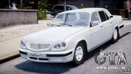 GAZ 31105 für GTA 4