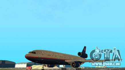 McDonell Douglas DC10 United Airlines pour GTA San Andreas
