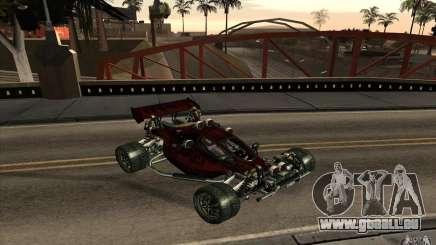 XCALIBUR CD 4.0 XS-XL RACE Edition für GTA San Andreas