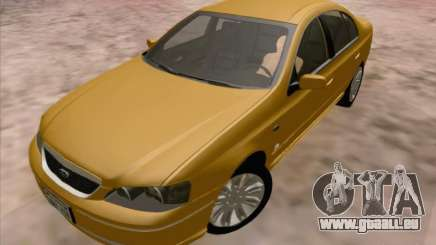Ford Falcon Fairmont Ghia pour GTA San Andreas