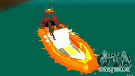Inferno orange für GTA San Andreas