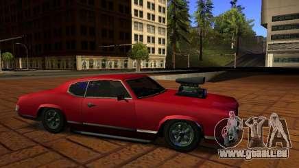 Charger Sabre für GTA San Andreas