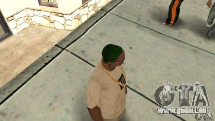 Kornrou vert pour GTA San Andreas