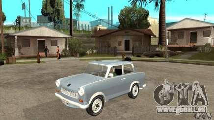 Trabant 601 Custom pour GTA San Andreas
