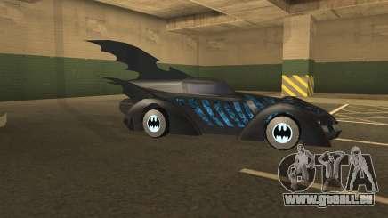 Batmobile 1995 für GTA San Andreas