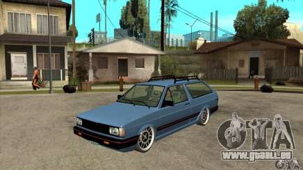 VW Fox 1989 v.2.0 pour GTA San Andreas