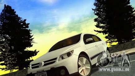 Volkswagen Gol Rallye 2012 für GTA San Andreas