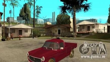 Peugeot 404 UXD für GTA San Andreas