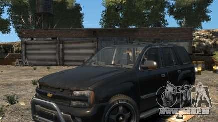 Chevrolet TrailBlazer v.1 pour GTA 4