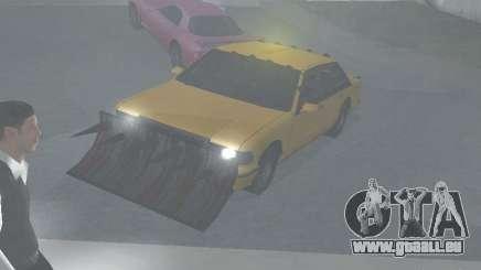 Zombie Taxi für GTA San Andreas