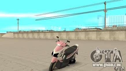 Honda Vario-Velg Racing pour GTA San Andreas