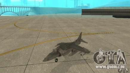 AV-8 Harrier pour GTA San Andreas