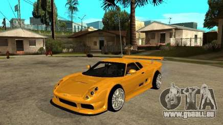 Noble M12 GTO Beta pour GTA San Andreas