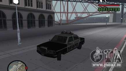 Admiral SFPD pour GTA San Andreas