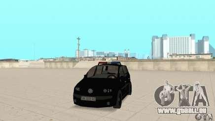 Volkswagen Touran 2006 Police pour GTA San Andreas