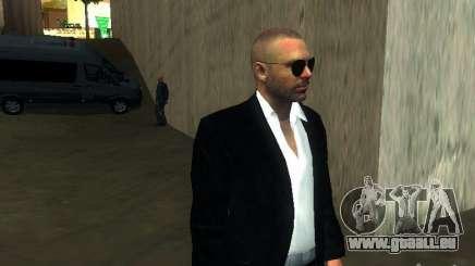 New FBI pour GTA San Andreas