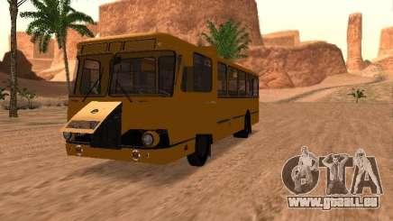 LIAZ 677 für GTA San Andreas