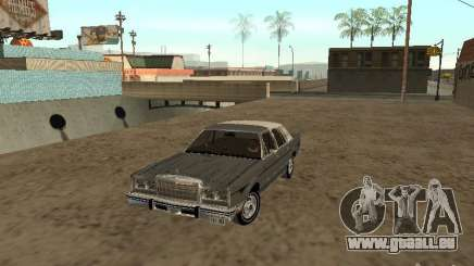 Lincoln Town Car 1986 pour GTA San Andreas