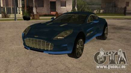 Aston Martin One77 für GTA San Andreas