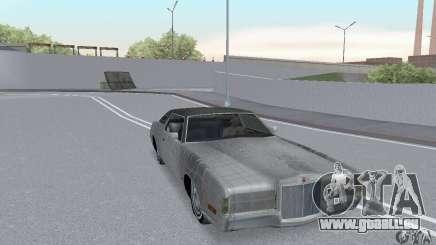 Lincoln Continental Mark IV 1972 pour GTA San Andreas