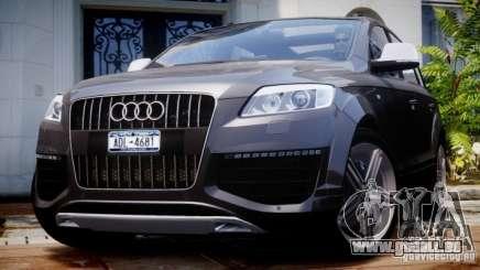 Audi Q7 V12 TDI Quattro Final für GTA 4