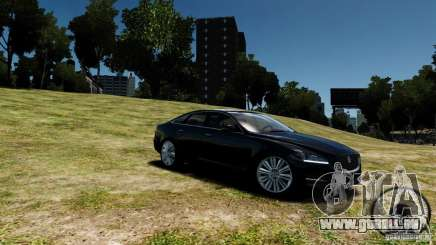 Jaguar XJ 2012 für GTA 4
