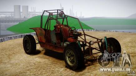 Half Life 2 buggy für GTA 4