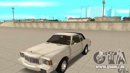 Chevrolet Monte Carlo 1976 pour GTA San Andreas