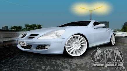 Mercedes-Benz SLK 55 AMG pour GTA San Andreas