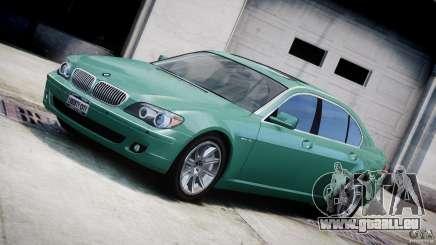 BMW 7 Series E66 pour GTA 4
