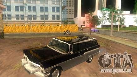 RAPH gaz 13 c pour GTA San Andreas