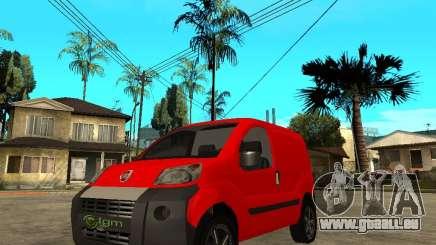 Fiat Fiorino Combi pour GTA San Andreas