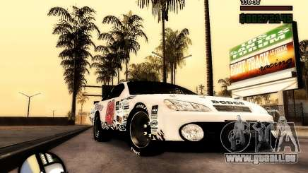 Dodge Nascar Beers Light 40 pour GTA San Andreas
