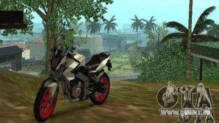 Bajaj Pulsar 200NS 2012 pour GTA San Andreas
